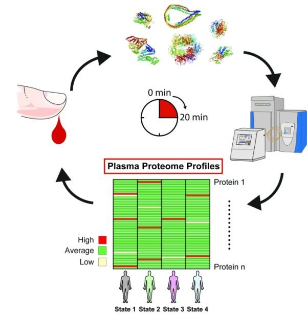 Cell Systems: featured article<br /><br />Plasma Proteome Profiling to Assess Human Health and Disease