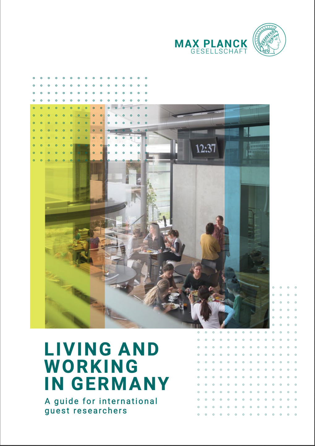 Living and working in Germany - Booklet